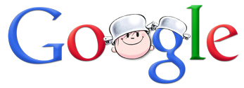 Google Logo: 30th anniversary of the Nutty Boy - Menino Maluquinho
