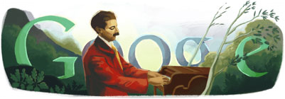 Enrique Granados' 144th Birthday