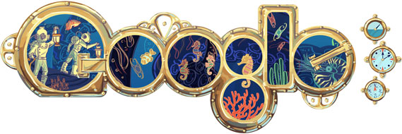 Jules Verne's 183rd Birthday