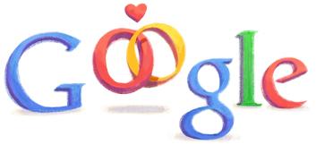 Google Logo: Dia dos Namorados - Valentine's Day in Brasil