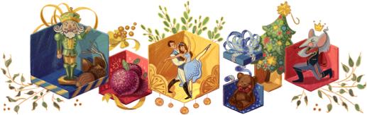 """120º Aniversário do balé """"O Quebra-Nozes"""""""
