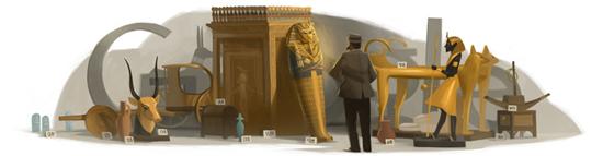 138º Aniversário de Howard Carter