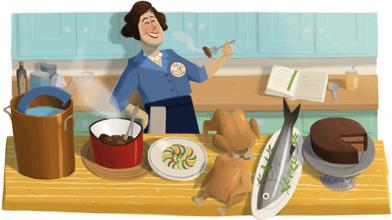 100º Aniversário de Julia Child