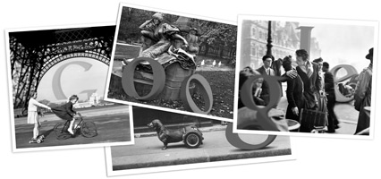 100º Aniversário de Robert Doisneau