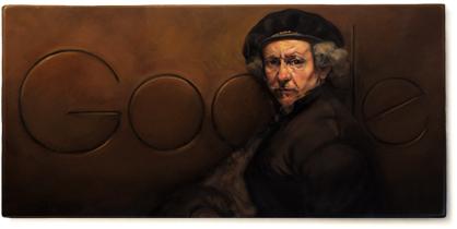 407º Aniversário de Rembrandt van Rijn