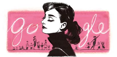 85º Aniversário de Audrey Hepburn