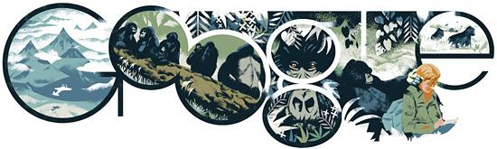 82º Aniversário de Dian Fossey
