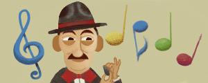 105º Aniversário de Adoniran Barbosa
