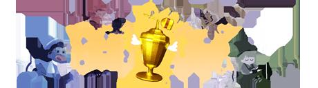 Participe do jogo de Halloween: Campeonato Mundial de Doces de 2015!