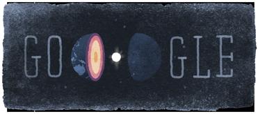 127º Aniversário de Inge Lehmann