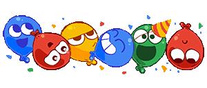 Feliz ano novo do Google!