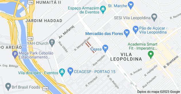 Rua Bruno Bauer
