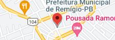 Mapa de prefeitura municipal de remígio pb