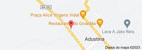 Mapa de Banco do Brasil S/A