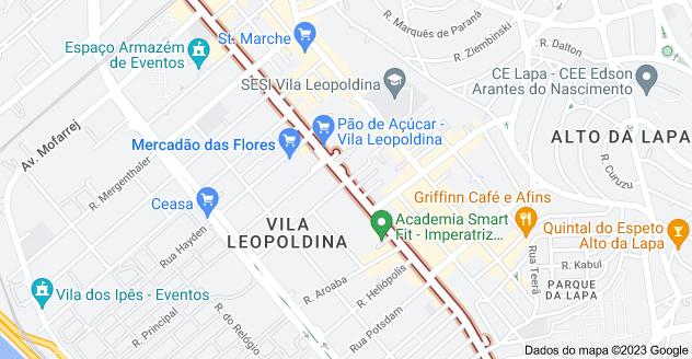 Avenida Vila Leopoldina