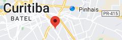 Mapa de BK BIKES - BICICLETAS, PEÇAS, ACESSÓRIOS E OFICINA
