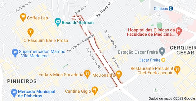 Rua Henrique Schaumann
