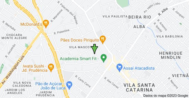 Mapa de R. Jovina, 240 - Vila Mascote, São Paulo - SP, 04363-080
