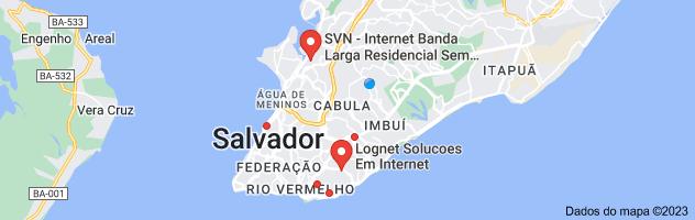 Mapa de Empresas Internet Banda Larga